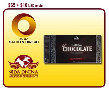 Chocolate Caliente - Café Divina - Bebida con hongo ganoderma sabor chocolate - Vida Divina