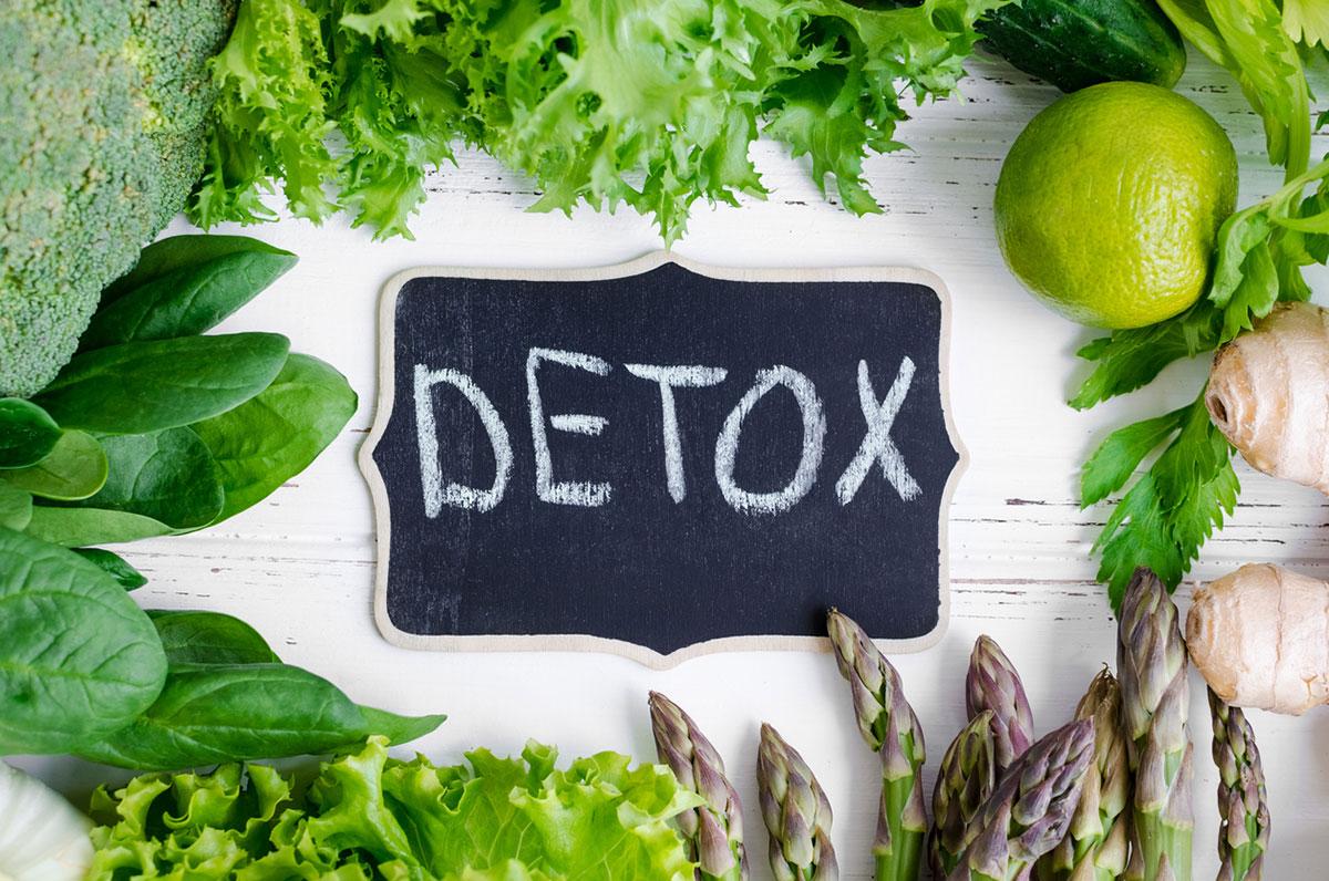 Detox - Consejos de desintoxicación del cuerpo - Vida Divina