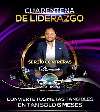 Cuarentena de Liderazgo - Día 8 - Sergio Contreras - Vida Divina