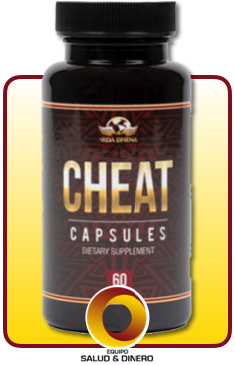 Cheat - Suplemento para perder peso - Vida Divina