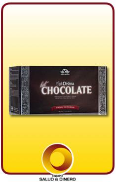 Chocolate Caliente - Café Divina - Bebidas - Vida Divina