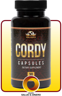 Cordy - Hongo Cordyceps - Suplementos - Vida Divina