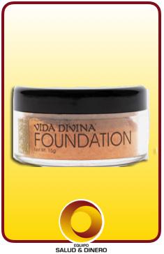 Foundation - Maquillaje - Vida Divina