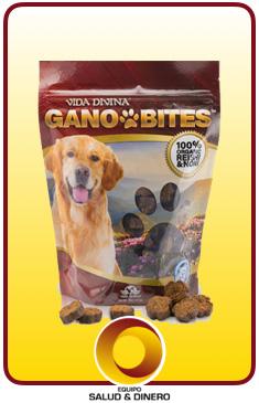 Gano Bites - Snacks para perros - Vida Divina