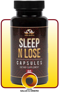 Sleep n Lose - Suplemento para bajar de peso - Vida Divina