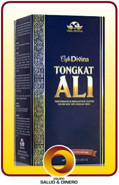 Tongkat Ali - Bebida de café para aumentar la potencia sexual de los hombres y para regular los ciclos hormonales de las mujeres - Vida Divina