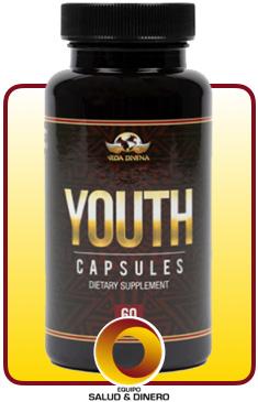 Youth - Suplemento para salud y bienestar - Vida Divina