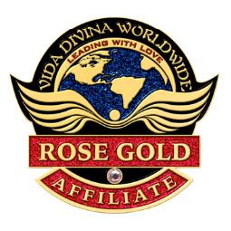 Rango Oro Rosado - Vida Divina
