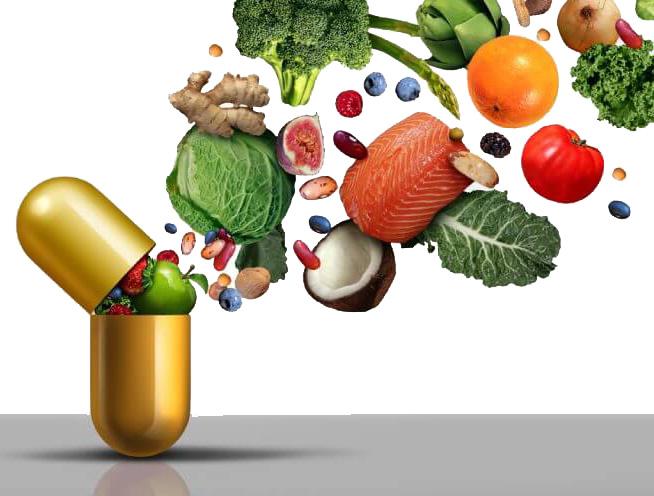 Suplementos alimenticios para ofercerle al cuerpo lo que tu dieta no te proporciona