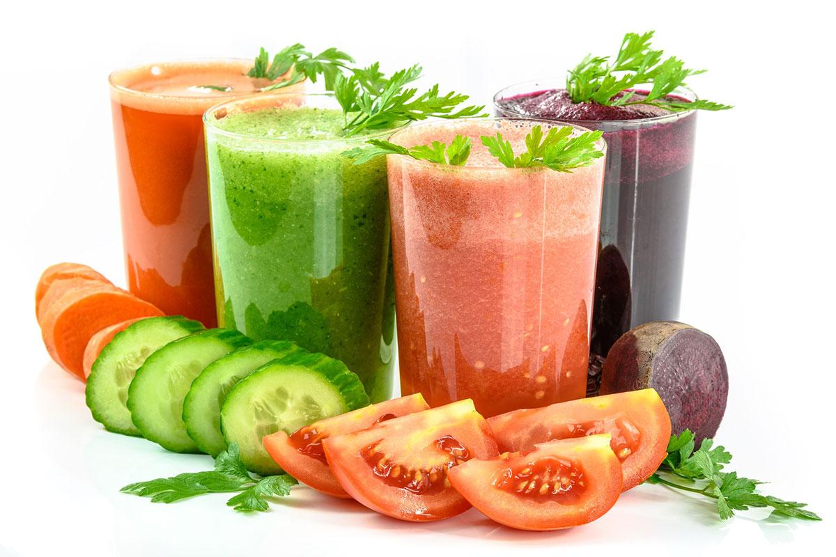 Jugos a base de frutas y verduras para desintoxicar el cuerpo - Vida Divina