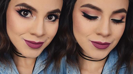 Maquillaje de Vida Divina - Foundation - Liquid Lipstick - Liquid Gold