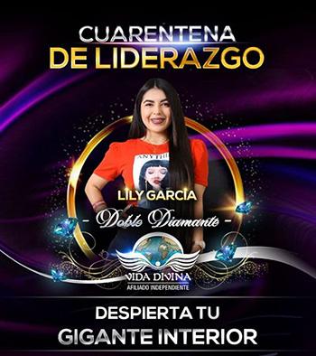 Cuarentena de Liderazgo - Día 19 - Lily Garcia - Vida Divina