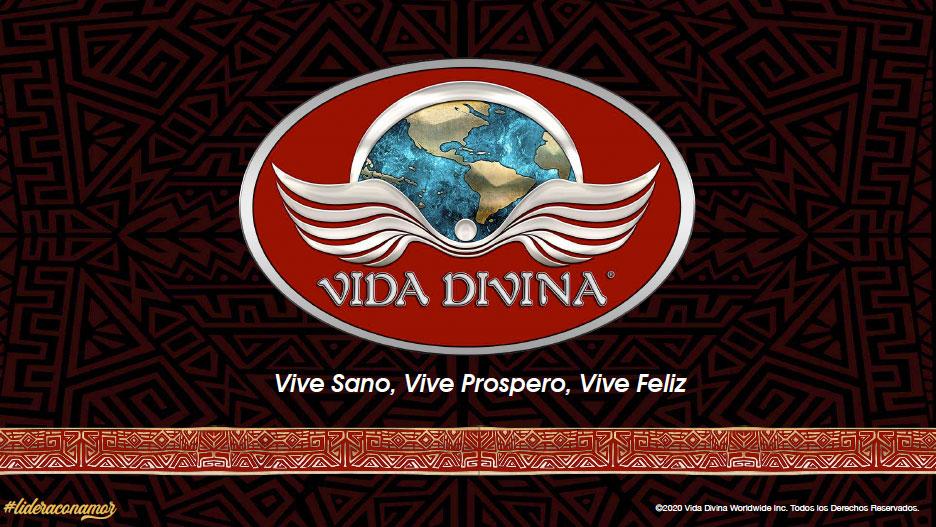 Presentación de negocio - plan de compensación de Vida Divina - 1
