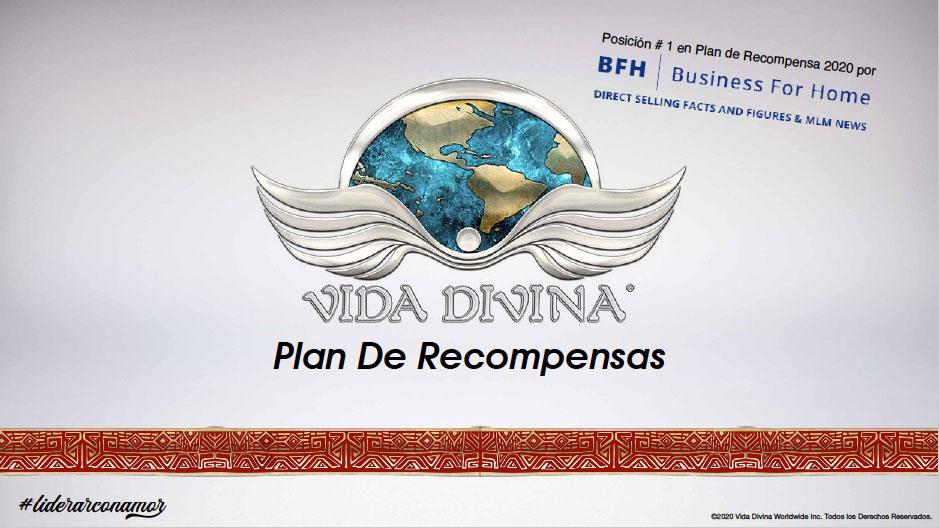 Presentación de negocio - plan de compensación de Vida Divina - 22
