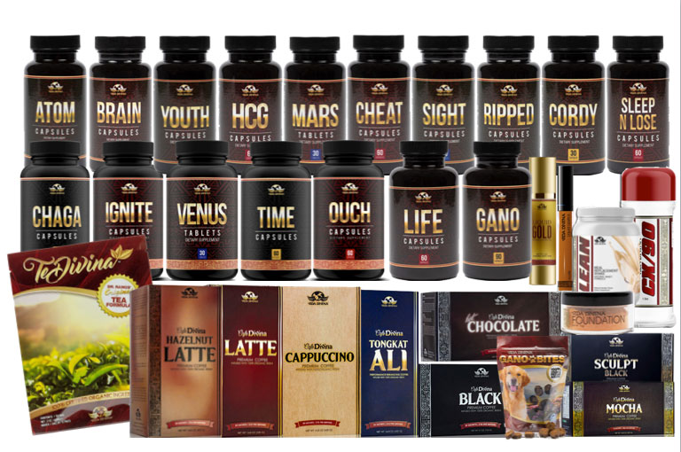 Todos los productos de Vida Divina