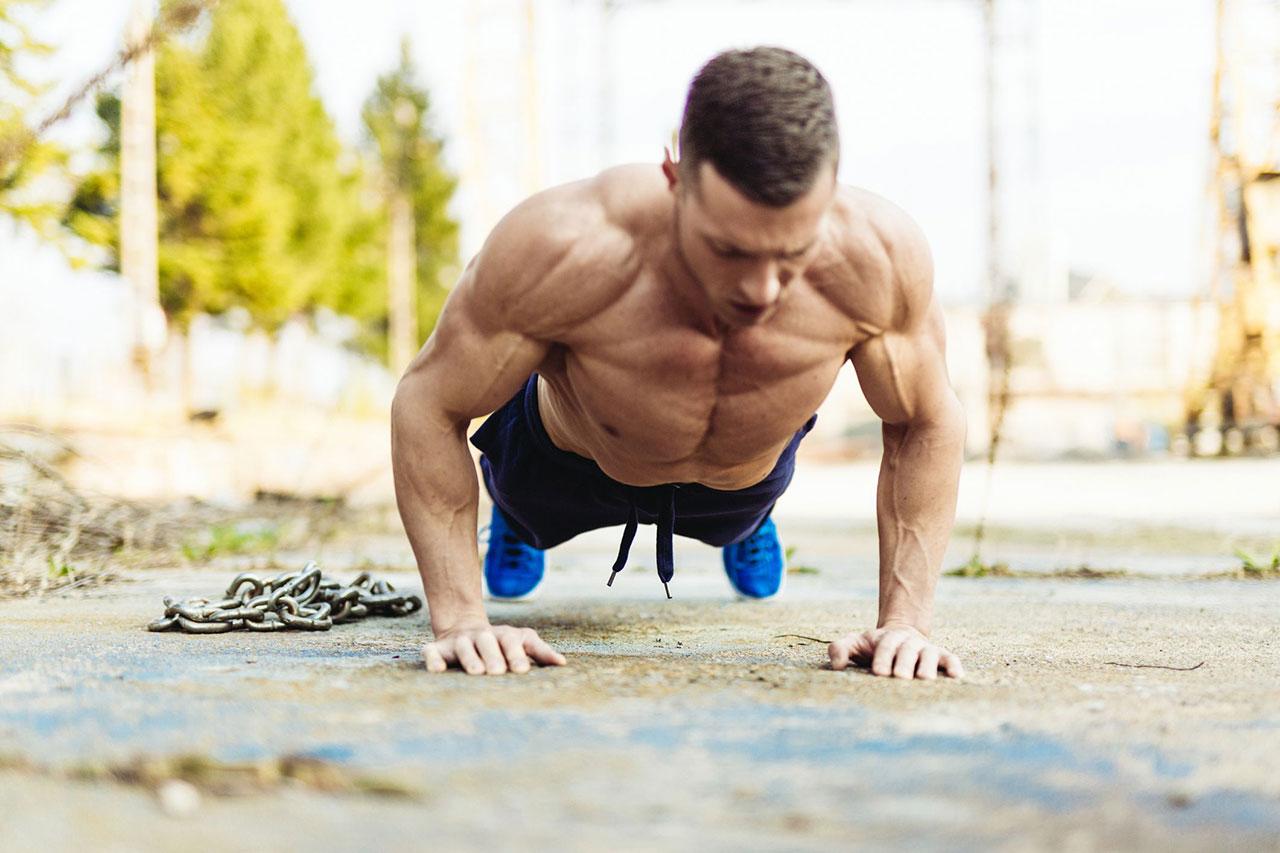 los mejores ejercicios sin maquinas